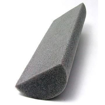 תמונה של חצי גליל ספוג קשיח